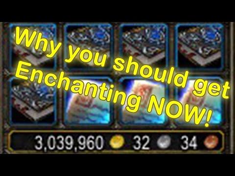 WoW Legion Enchanting Profession - Why you should get it (Enchanting Guide) [Wow Legion Gold Guide]