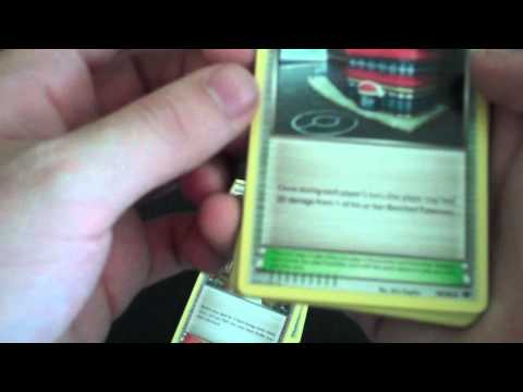 How To Build a Pokemon Deck (beginner)