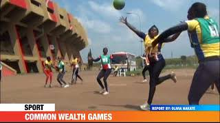 #PMLive: COMMON WEALTH GAMES -  Peace Proscovia to Miss Barbados Game