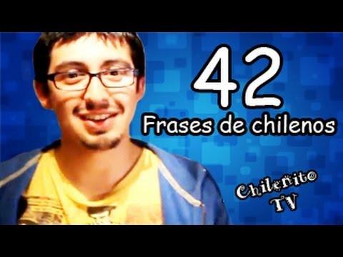 42 frases de chilenos (Que si eres extranjero probablemente no entiendas)