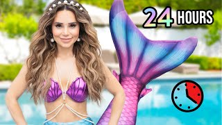 24 HOURS AS A MERMAID!