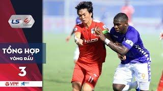 Review   Vòng 3 LS V-League 1 2020   HAGL gục ngã trước ĐKVĐ Hà Nội FC   VPF Media