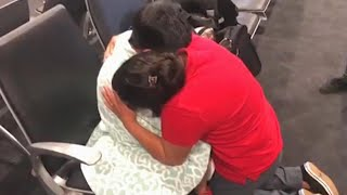 7-Year-Old Migrant Reunited With Mom After They Were Separated at Border