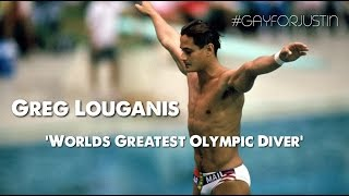 Worlds Greatest Diver Greg Louganis On Being A Gayhiv Positive Athlet