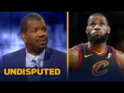 Rob Parker reacts to LeBron's Cavs losing Game 1 vs Warriors in NBA Finals   NBA   UNDISPUTED