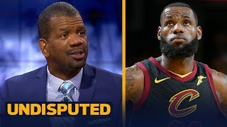 Rob Parker reacts to LeBron