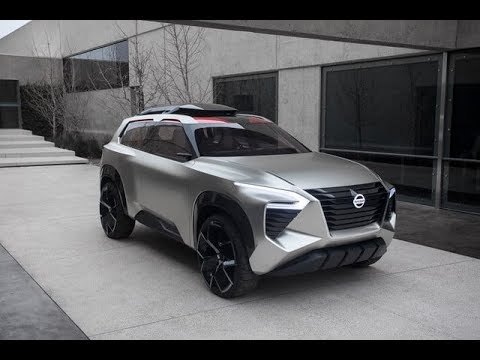Nissan Xmotion Feature concept looks to stand out from the SUV Auto show crowd