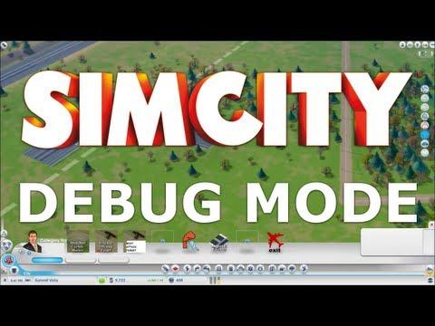 Simcity: Debug Mode (200th video!)