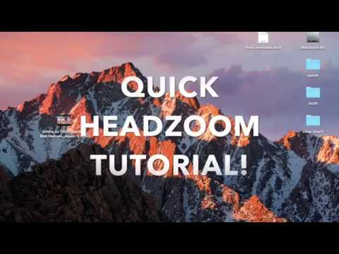 QUICK TWO MINUTE TUTORIAL | Head zoom transition iMovie (10.1)