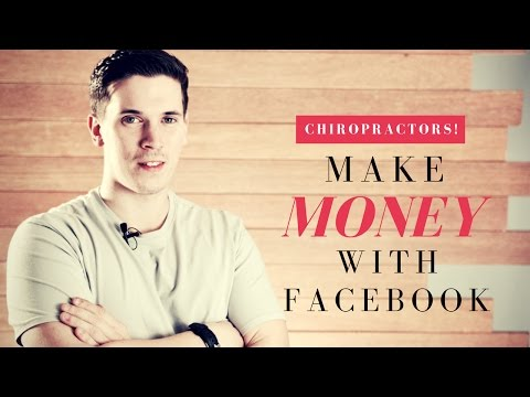 South Shore Chiropractors! - Make Money with Facebook for Your Business!