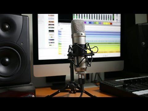 Recording Vocals In Reason 10