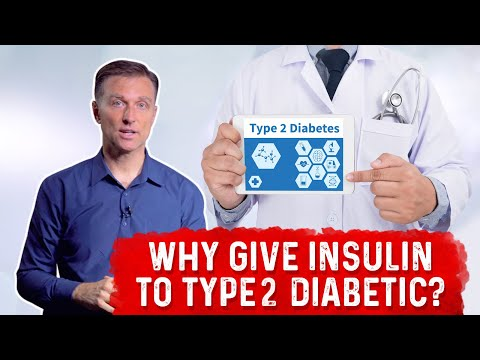 Why Do Doctors Give Insulin to Diabetics Who Have Too Much?