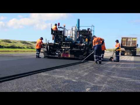 Lord Howe Island Airport Runway Overlay