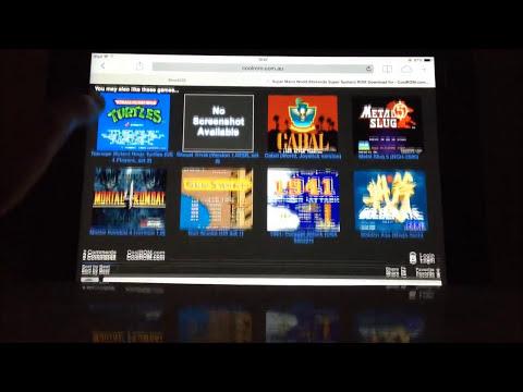 SNES Emulator iOS 7 / iOS 8 Free No Jailbreak SNES4iOS/SiOS & How to Install Games iPad,iPhone,iPod