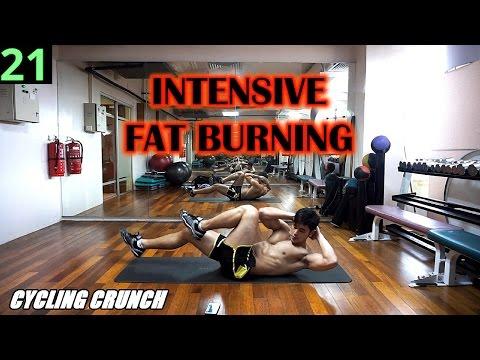 Intensive Fat Burning Routine (better than running)