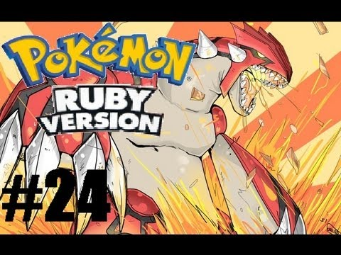 Pokemon Ruby Ep 24 The guy with the Shades