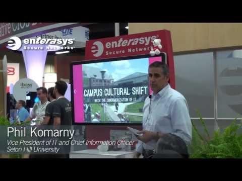 Inteorp CIO Innovation Session: CIO Phil Komarny, Seton Hill University