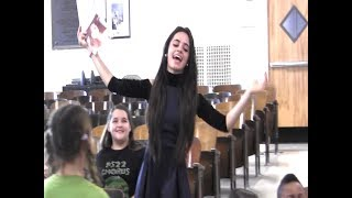 """PS22 Chorus """"Say Something"""" for Fifth Harmony (by AGBW)"""