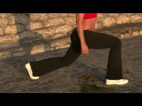 How to Increase Muscle Endurance in Legs : Personal Fitness & Health