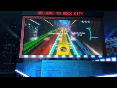 Rock Band Blitz on PSN