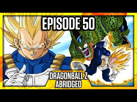 DragonBall Z Abridged: Episode 50 - TeamFourStar (TFS)