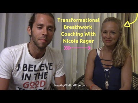 Transformational Breathwork Benefits & Coaching With Nicole Rager