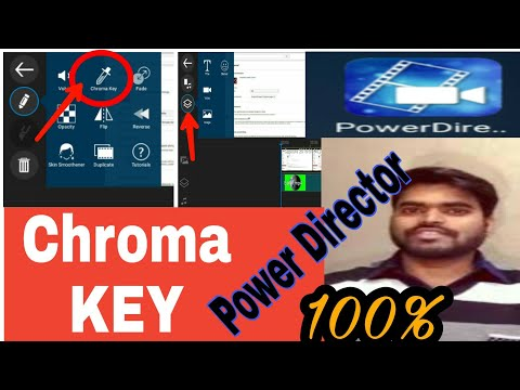 Chroma Key Powerdirector Android