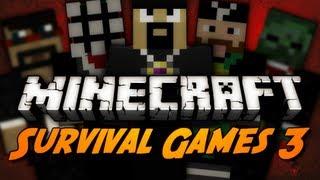 Minecraft: The Survival Games 3 - AntVenom POV