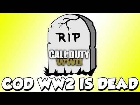 THIS GAME IS A SLUG ... Call Of Duty WW2 - Multiplayer