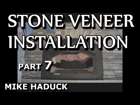 How I build stone arches.  Mike Haduck