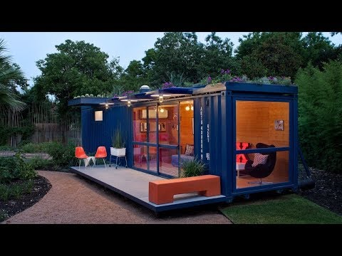 How To Build A Shipping Container Home - 10 Amazing Shipping Container Homes Around The World