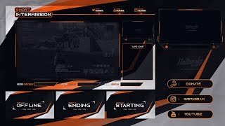 twitch package template Videos - 9tube tv