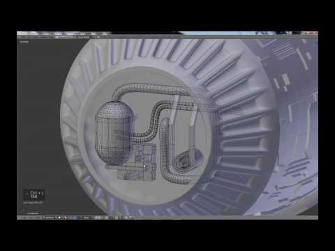 Blender For Noobs - the Secrets of Blender Modeling - Part 6 of 14