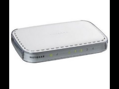 netgear router password reset settings