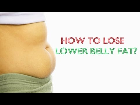 How to Lose Lower Belly Fat | Get Rid of Lower Belly Fat