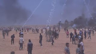Deadly clashes on Israel border ahead of U.S. Embassy opening