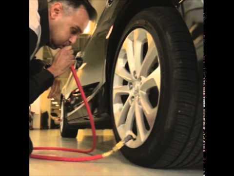 How to Win Winter, Trick #2 – Tire Pressure Magic
