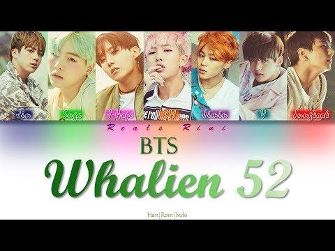 Xxx Mp4 WHALIEN 52 BTS 방탄소년단 Color Coded Lyrics Han Rom Indo 3gp Sex