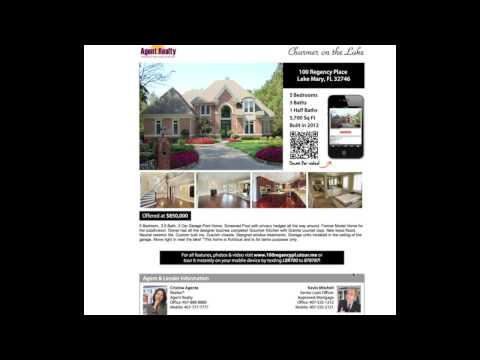 How to Make Flyers To Sell Your House  By Owner- DIY Kit Flyer Demo