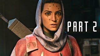 DESTINY 2 Walkthrough Gameplay Part 2 - Hawthorne - Campaign Mission 2 (PS4 Pro)
