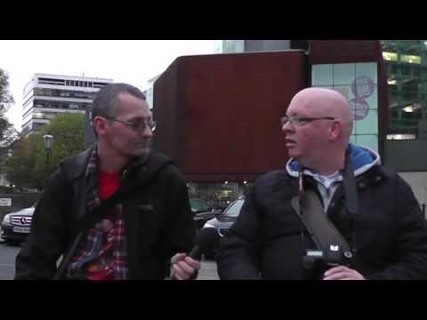 Manchester Photo Walk Video 13.11.2016