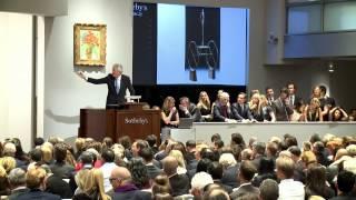Sothebys Impressionist  Modern Art Evening Sale Sets Record