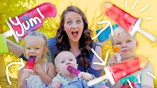 Download EASY KID-FRIENDLY DIY POPSICLES! Video