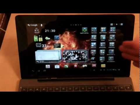 Asus Transformer Prime (TF201, TF300, TF700): Great Android App # 20 Tablet Market