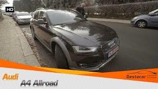 Осмотр Audi A4 Allroad 2013 год