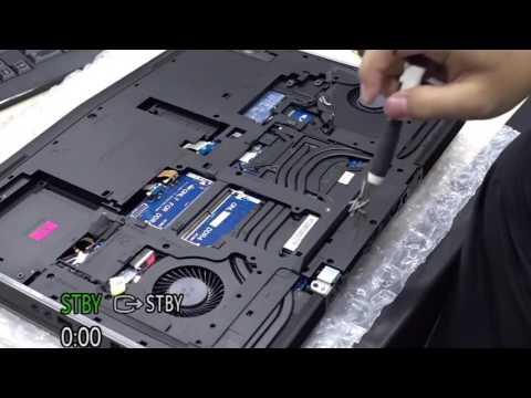 New Alienware 17 R4 / 15 R3 Disassembly + Repaste Teardown