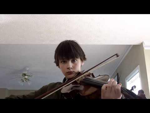 Remember the Name- Violin