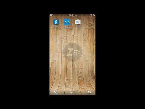Instala Google Play en BlackBerry 10