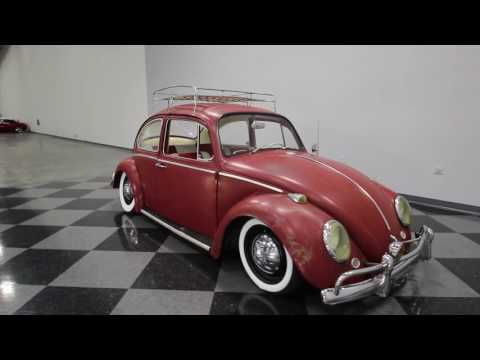 196 NSH 1965 VW Beetle