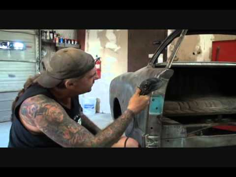 Automotive Restoration-Information Sticker Removal-Made Easy!